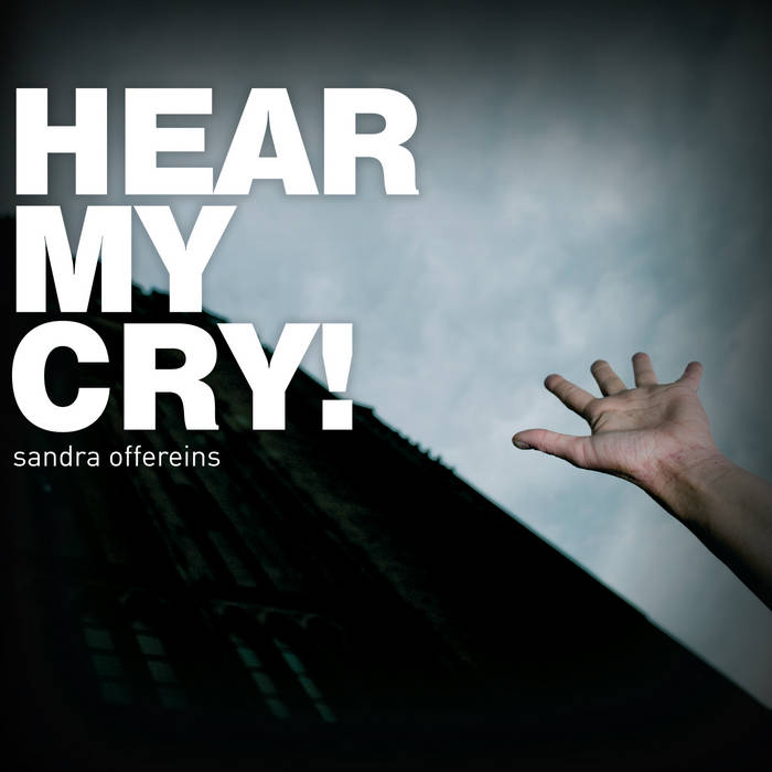 HEAR MY CRY! cover art