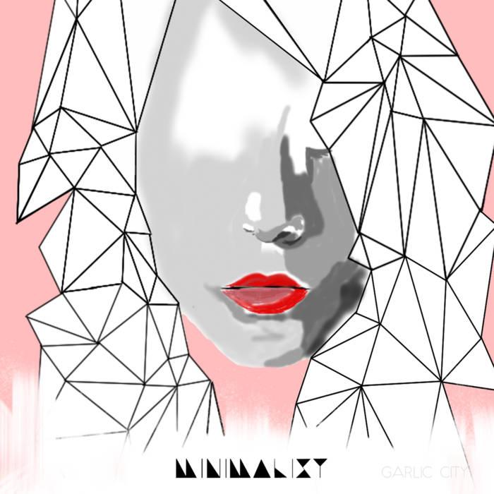 Minimalist cover art