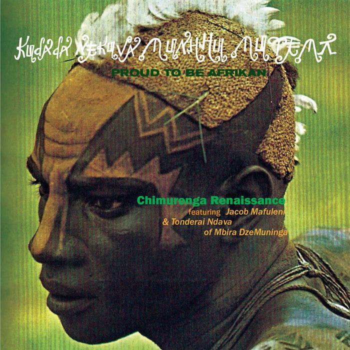 Kudada Nekuva Munhu Mutema cover art