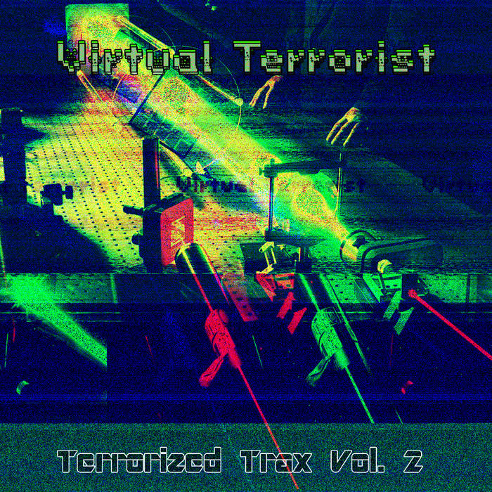 Terrorized Trax Vol. 2 cover art