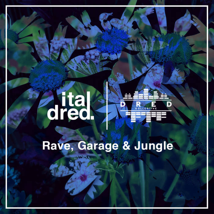 Italdred x Dred Collective - Rave, Garage & Jungle cover art