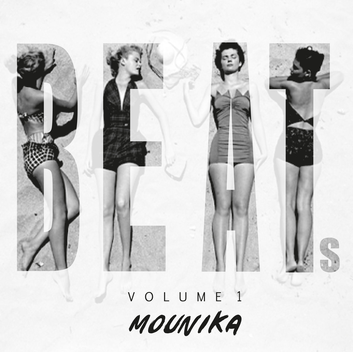 Mounika - Beats Volume 1 (2014) [Abstract Hip Hop]