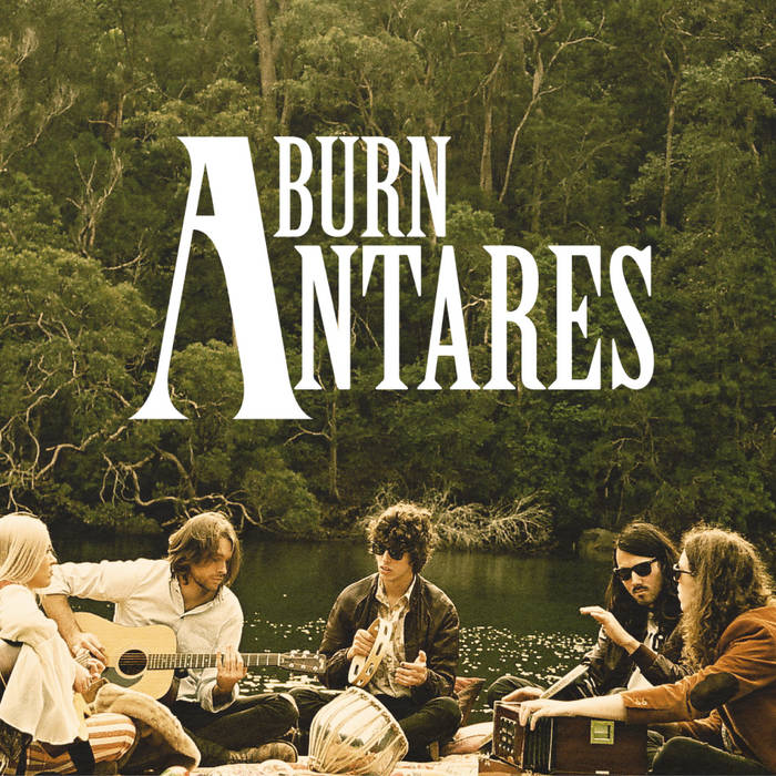 Burn Antares cover art