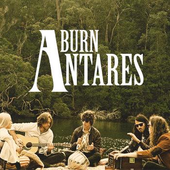 Burn Antares cover art