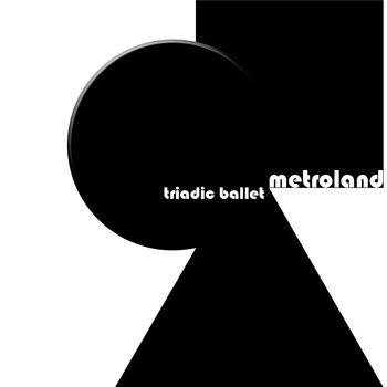 Triadic ballet cover art