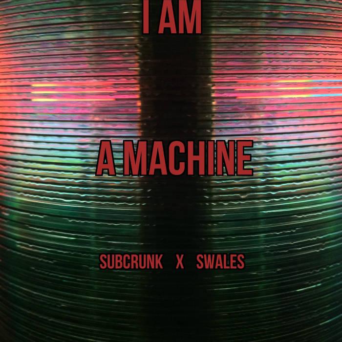 I Am A Machine cover art