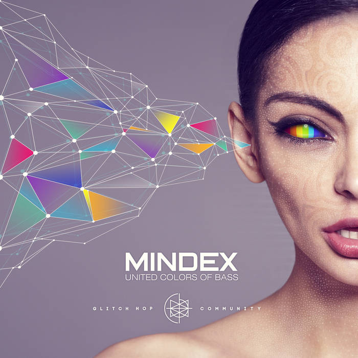 Mindex - United Colors Of Bass EP cover art