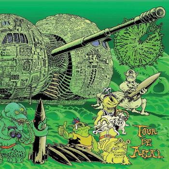 Tour De Anal cover art