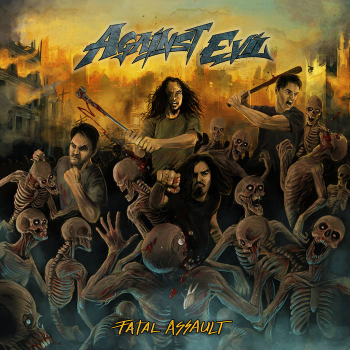 Fatal Assault (Heavy Metal) cover art