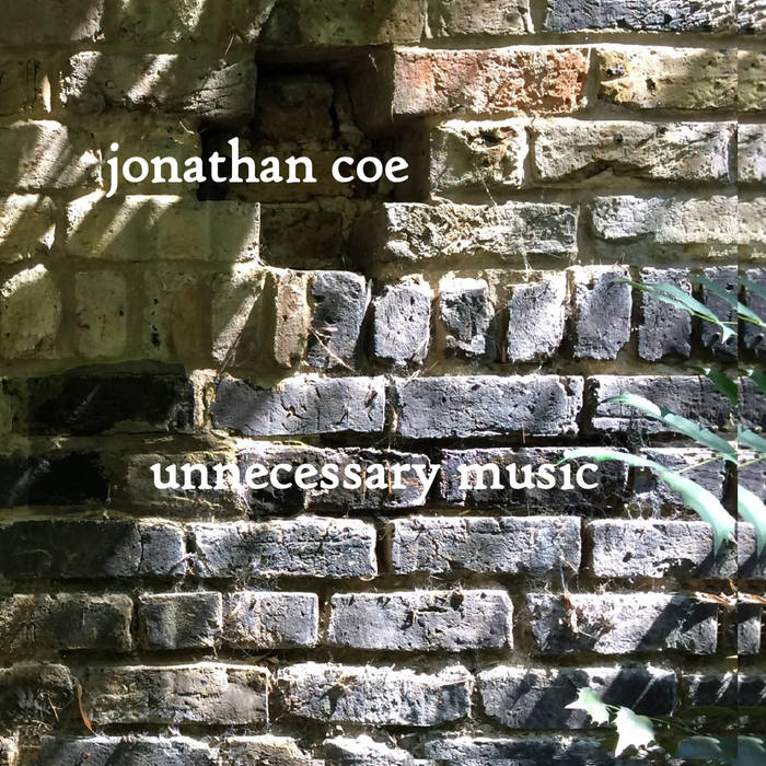Unnecessary Music cover art