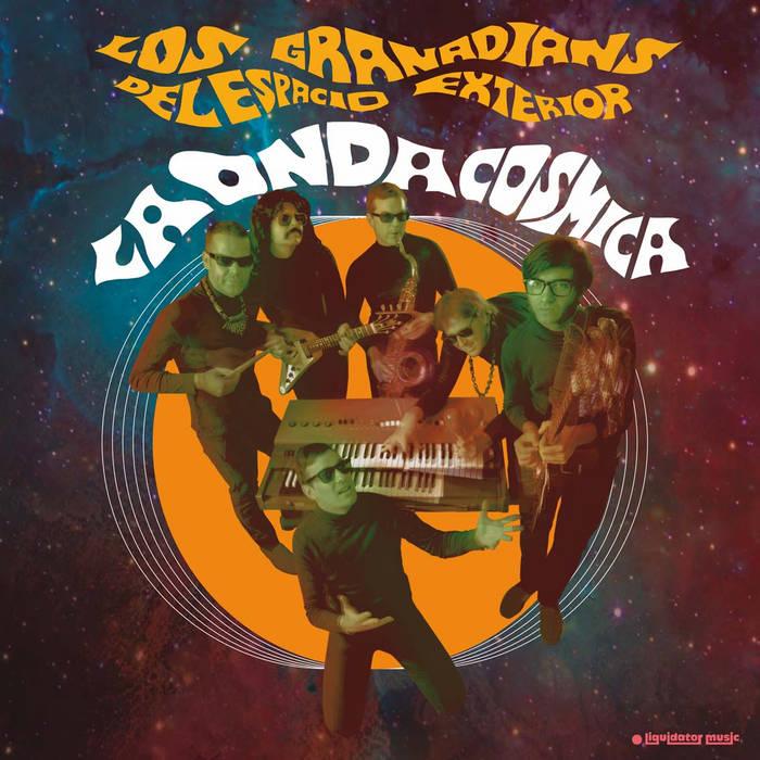 La Onda Cósmica cover art