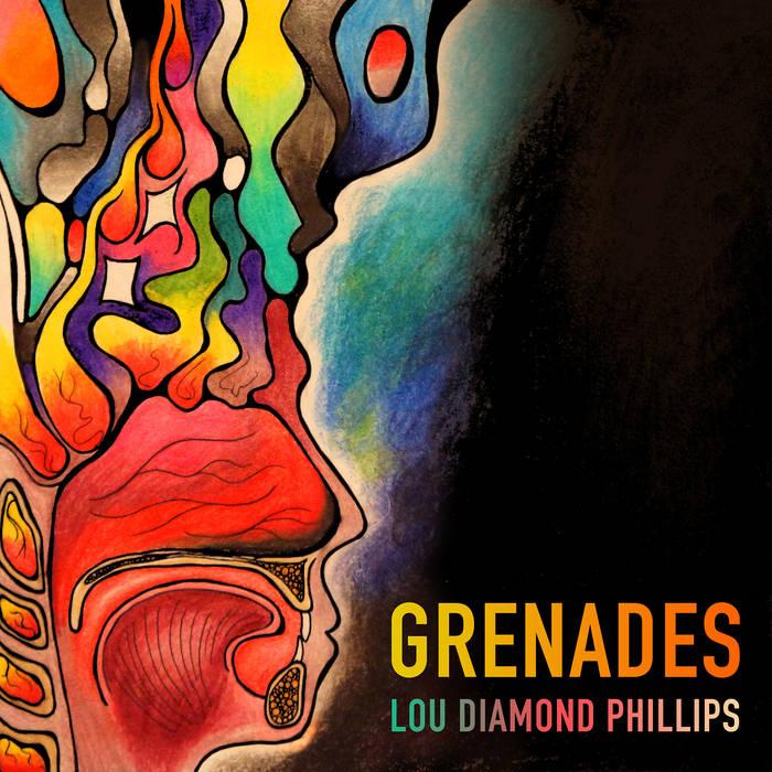 Lou Diamond Phillips cover art