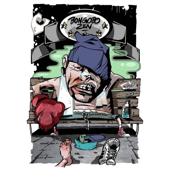 Bongobo Zen (MC/Digi) cover art