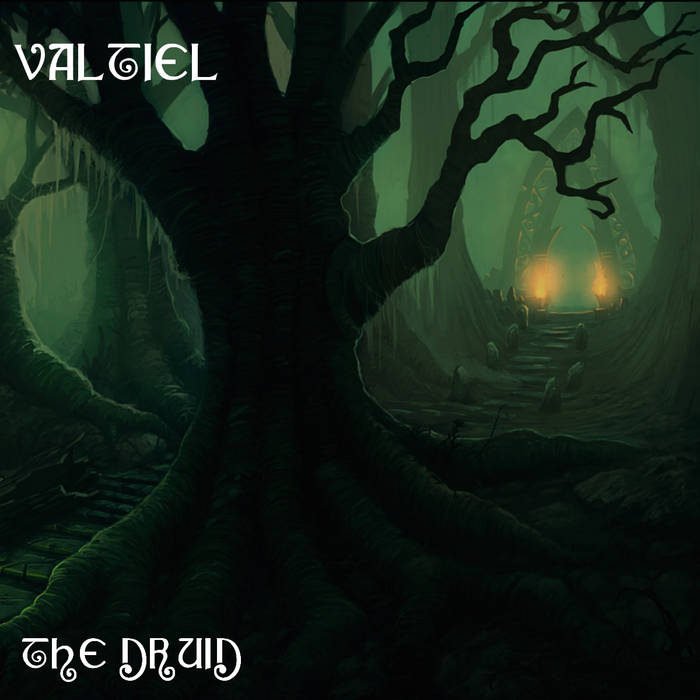The Druid cover art