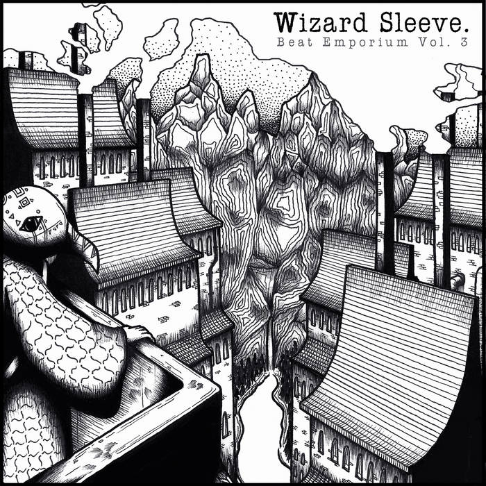 Wizard Sleeve Beat Emporium Vol. 3 cover art