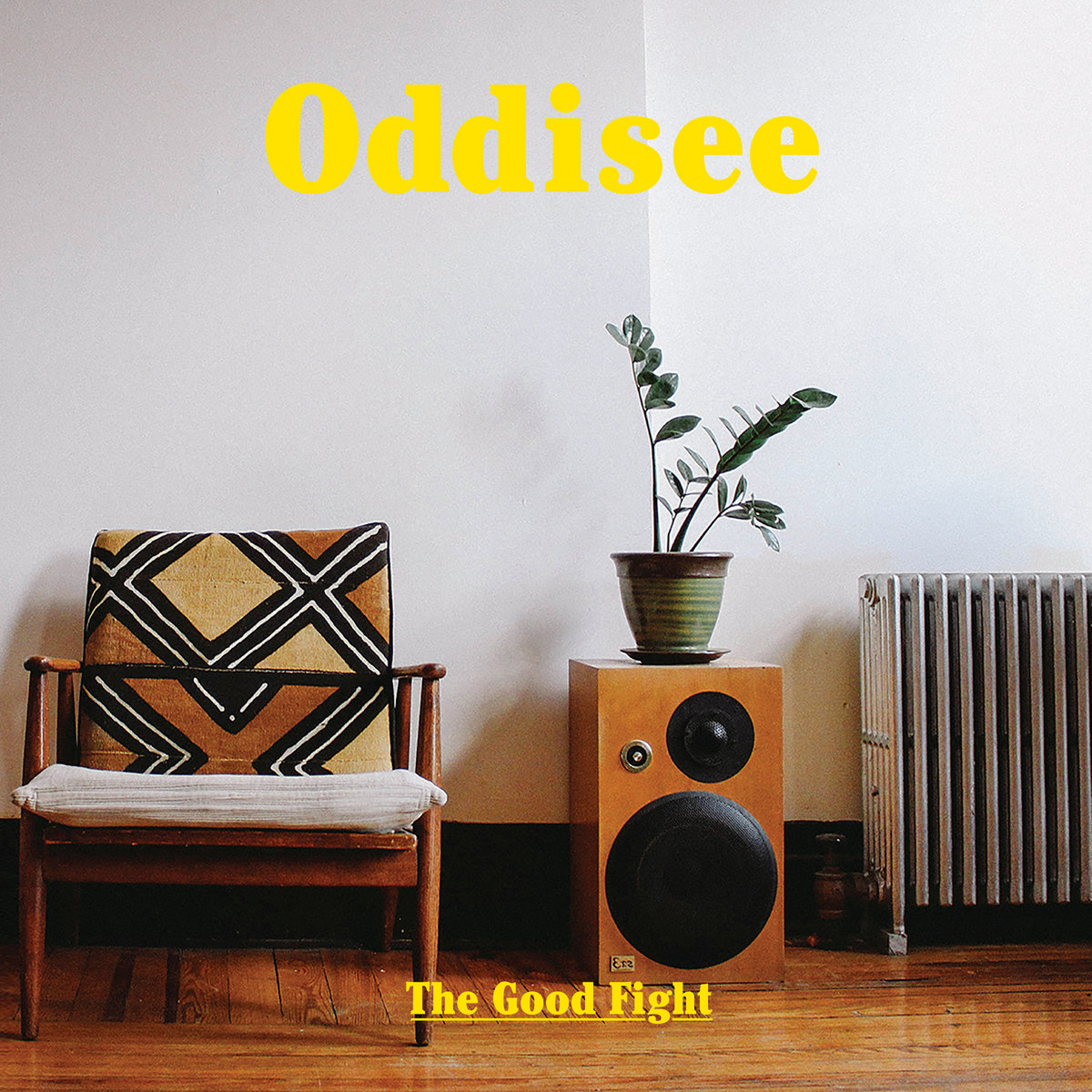 Cover Oddisee - What They'll Say