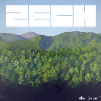 Zech EP cover art