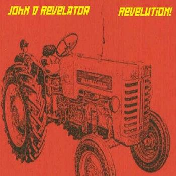 Revelution! cover art