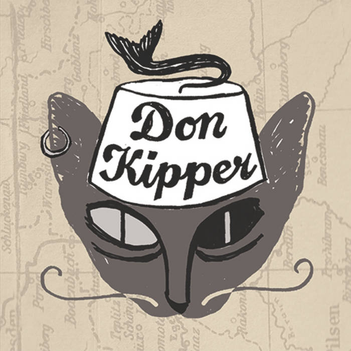 Don Kipper cover art