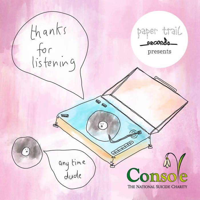 Paper Trail Records Presents: Thanks for Listening cover art