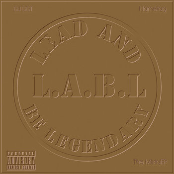 L.A.B.L The MixtaEP cover art