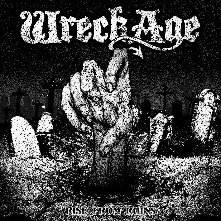 WRECKAGE Rise from Ruins CD | PRC MUSIC