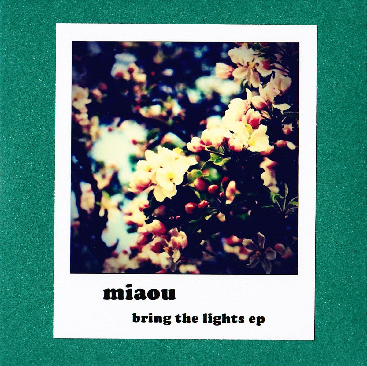 miaou - Below The Sea Tour E.P.