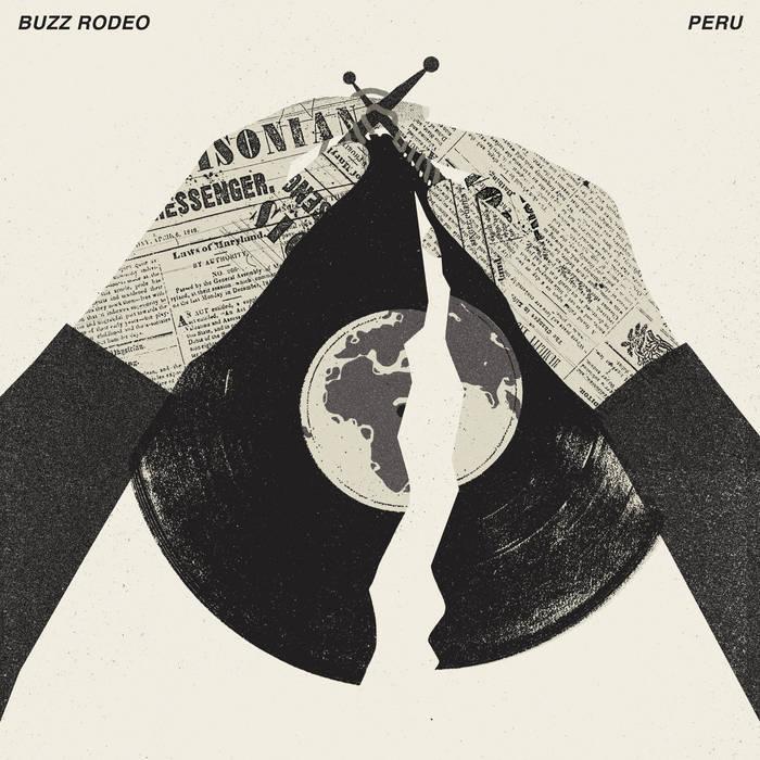 "Split 10"" with (peru) cover art"