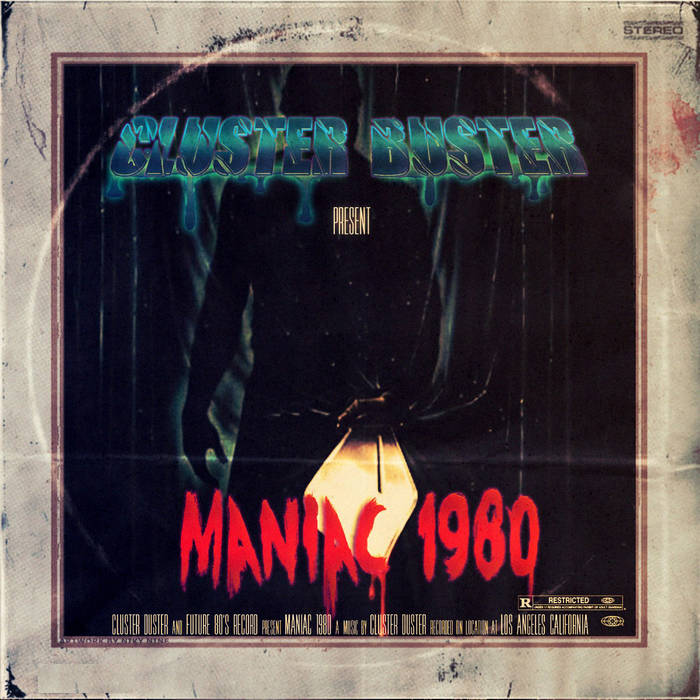 Cluster Buster - Maniac 1980 (2014)
