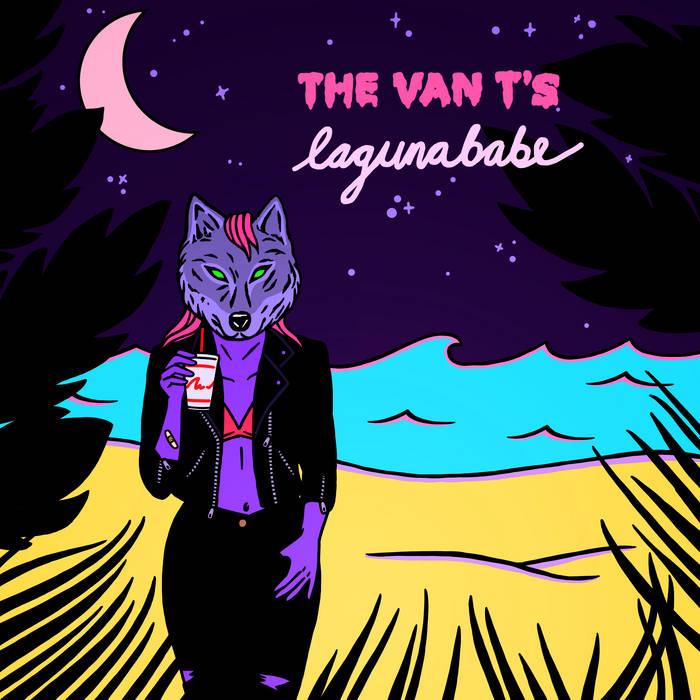 Laguna Babe EP cover art