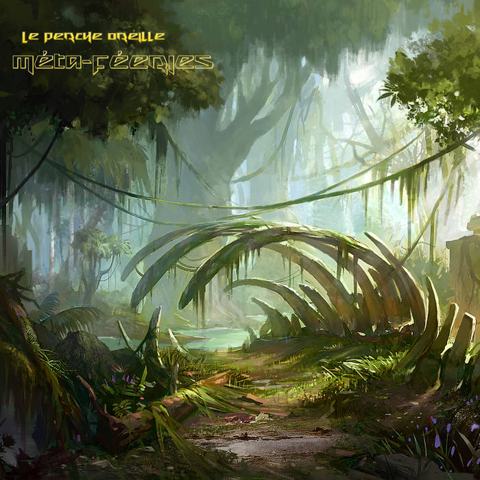 Méta-Féeries cover art