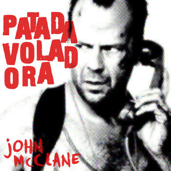 John McClane cover art