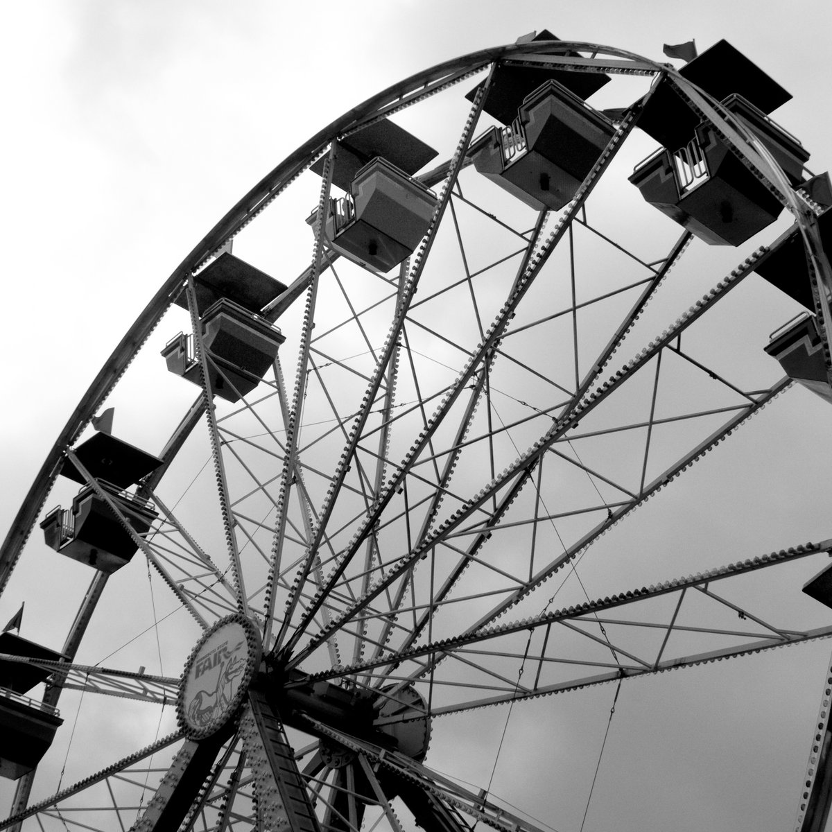 The Ferris Wheel | John Anealio