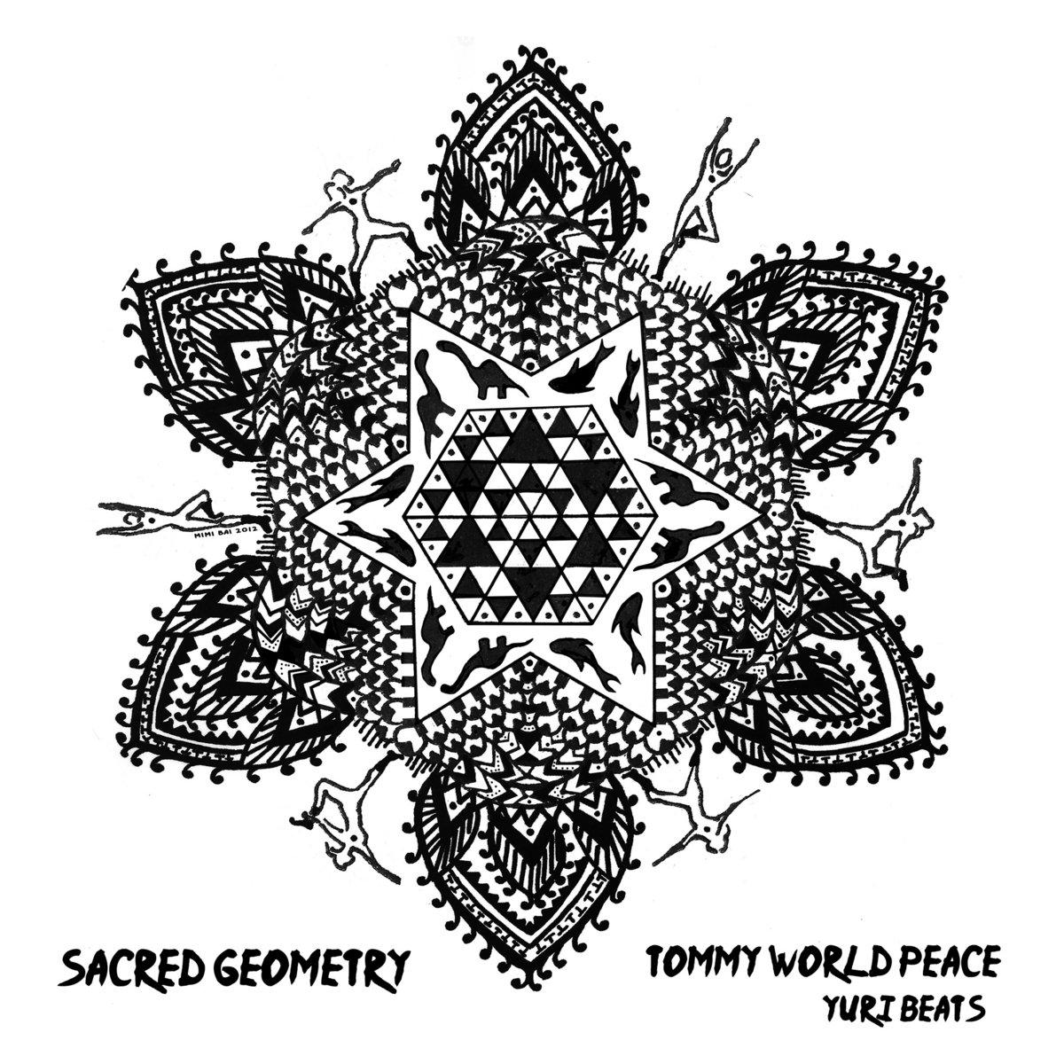Sacred Geometry Art Sacred Geometry Cover Art