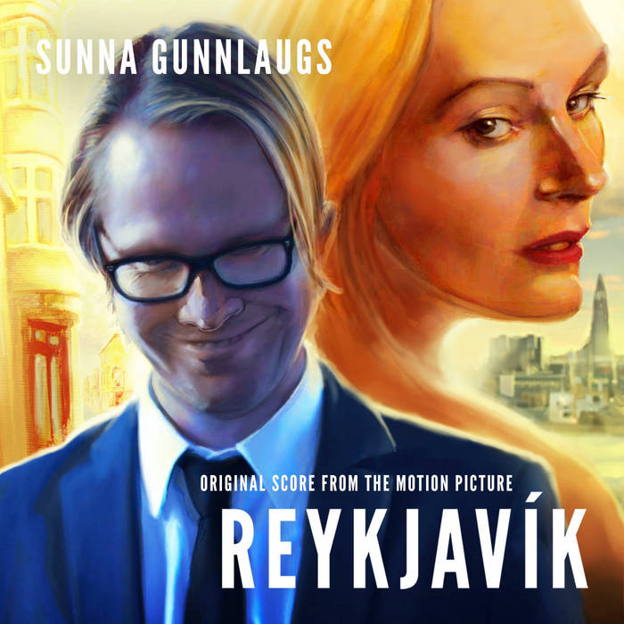 Reykjavk Original Motion Picture Soundtrack cover art