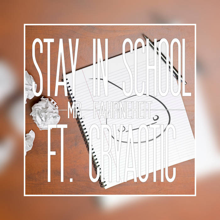 Stay In School (EP) cover art