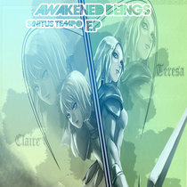 Awakened Beings EP cover art