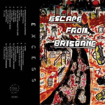 Escape From Brisbane cover art