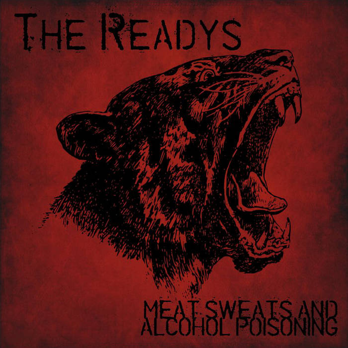 Meat Sweats and Alcohol Poisoning cover art