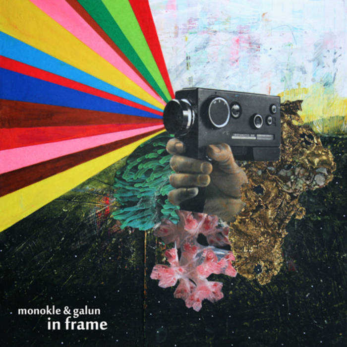 In Frame cover art