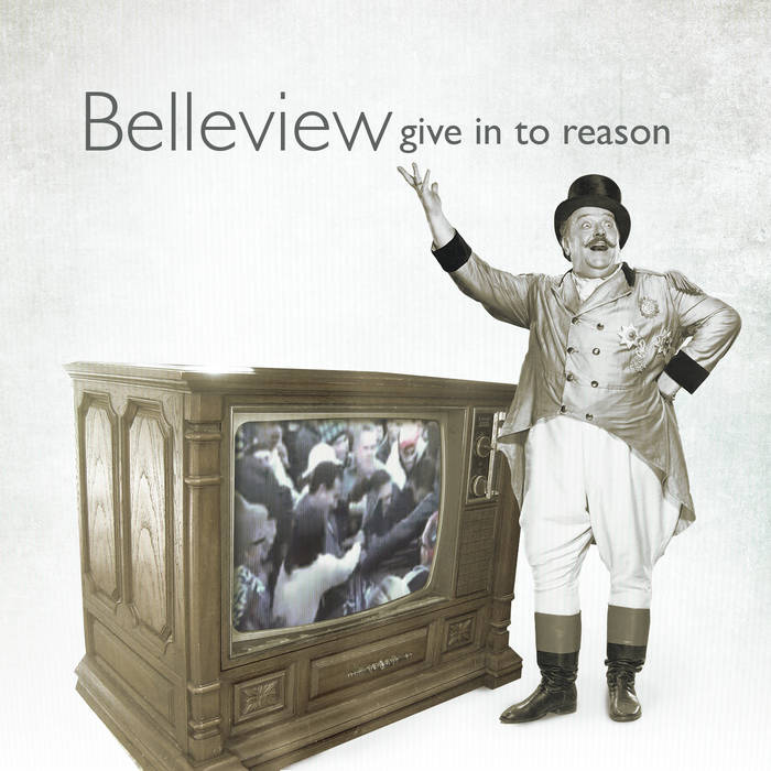 Give in to Reason cover art