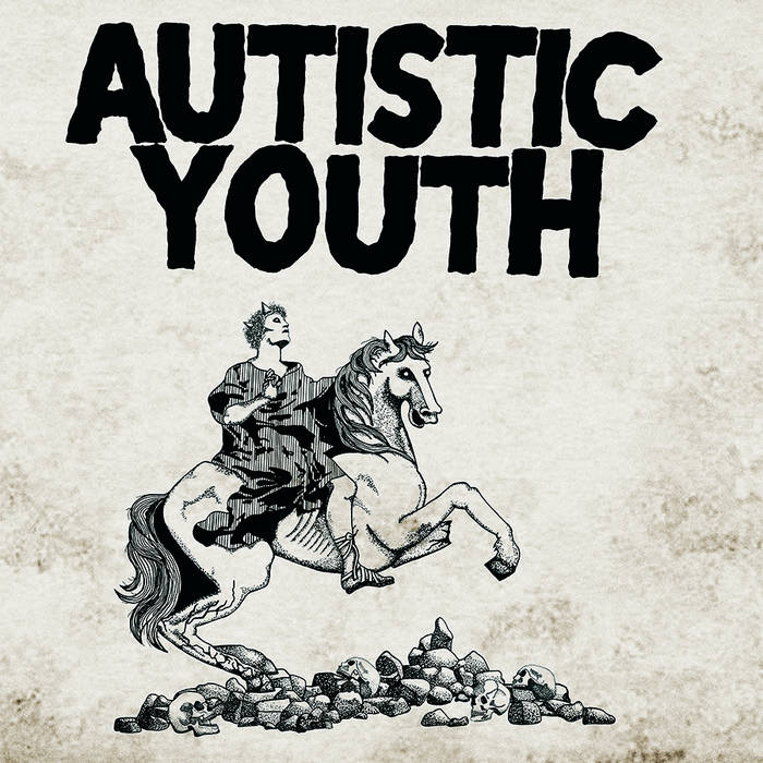 Autistic Youth - Nonage cover art