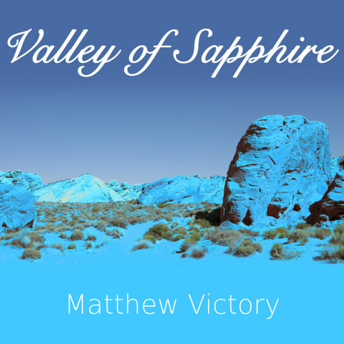 Valley of Sapphire (Album Sampler) cover art