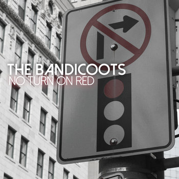 No Turn On Red cover art