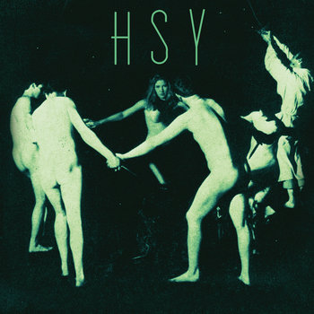 HSY (EP) cover art