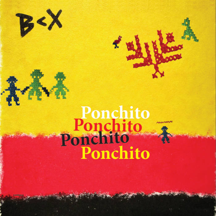 Ponchito LP cover art