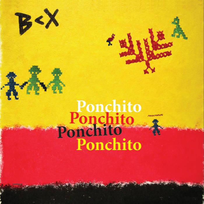 Ponchito LP cover art