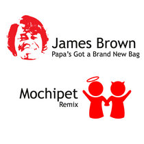 James Brown - Papa's Got a Brand New Bag (Mochipet Remix) cover art