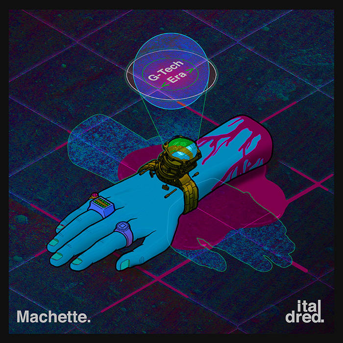 Machette - G-Tech Era cover art