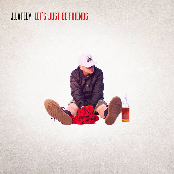Let's Just Be Friends cover art